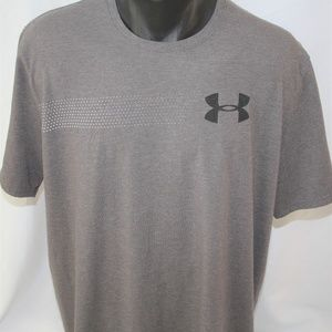 Under Armour Heat Gear Loose Crew XL Sharp